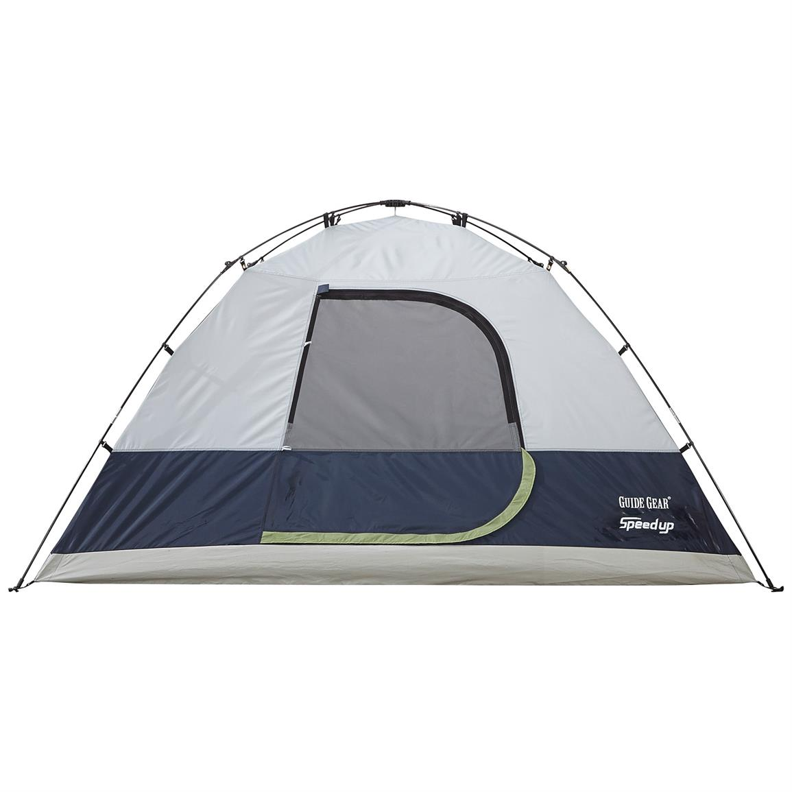 Guide Gear 4-person Speed-up Tent, Without Rainfly