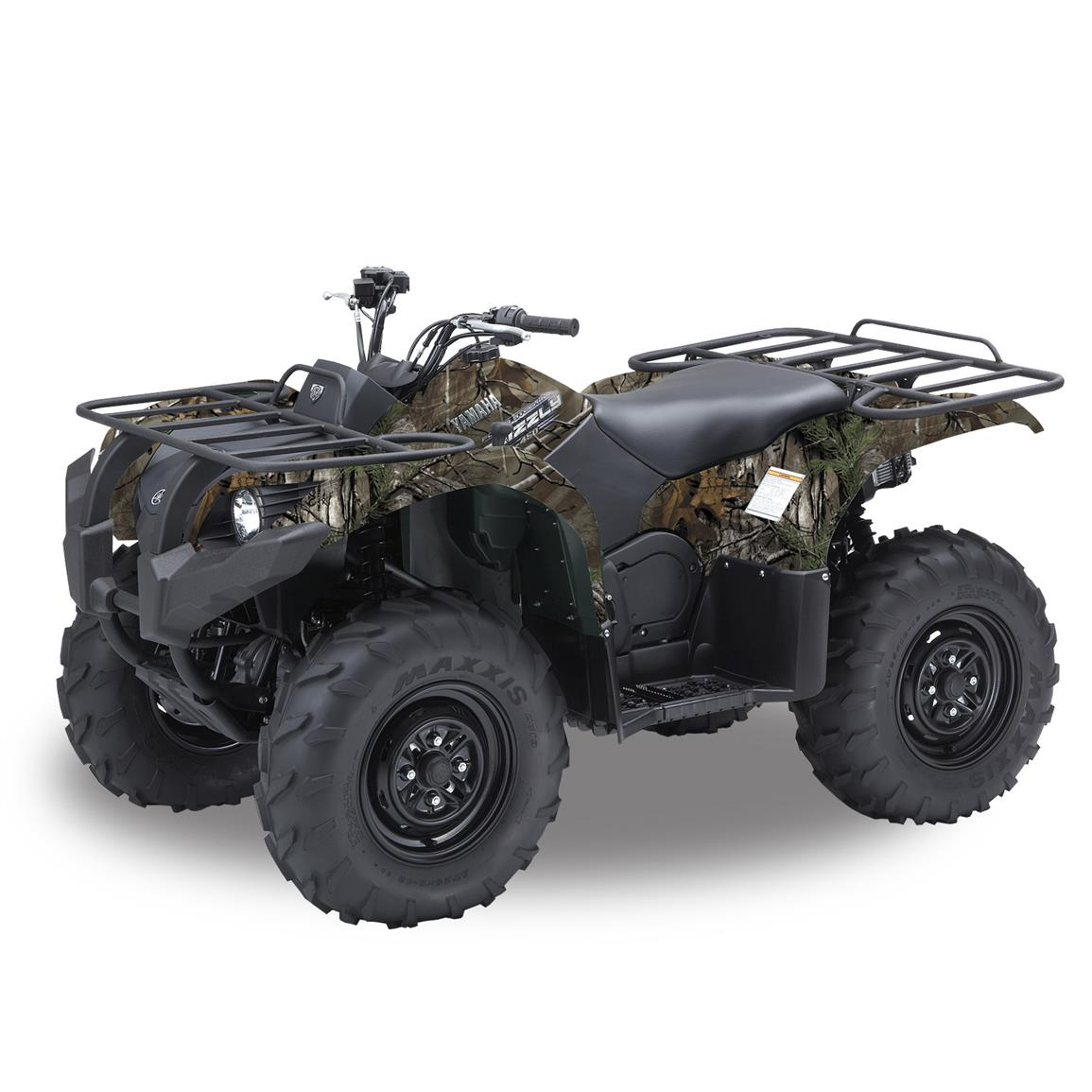 Realtree Camo Graphics ATV Camo Kit, 40 Square Feet, Realtree Xtra