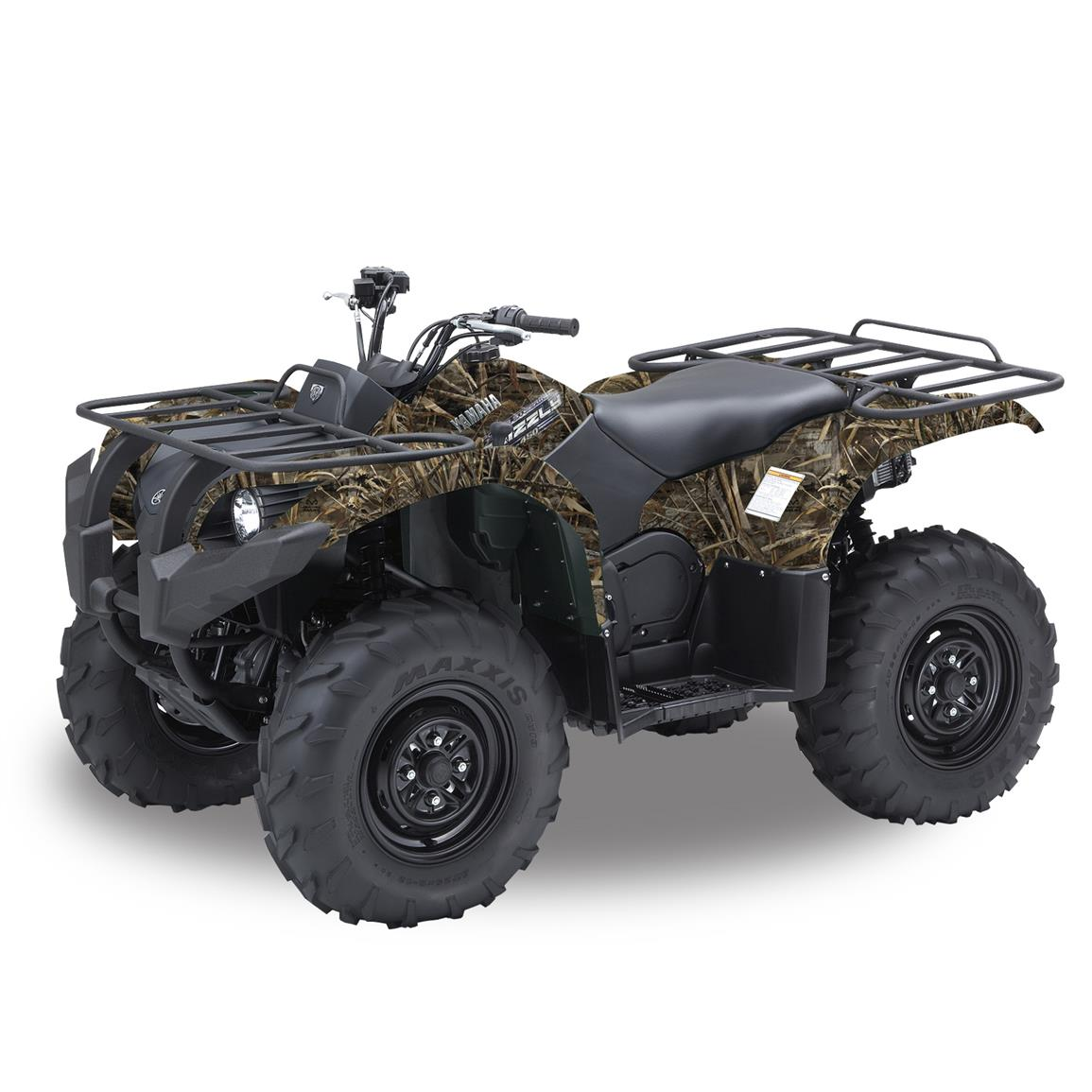 Realtree Camo Graphics ATV Camo Kit, 40 Square Feet, Realtree Max-5 HD