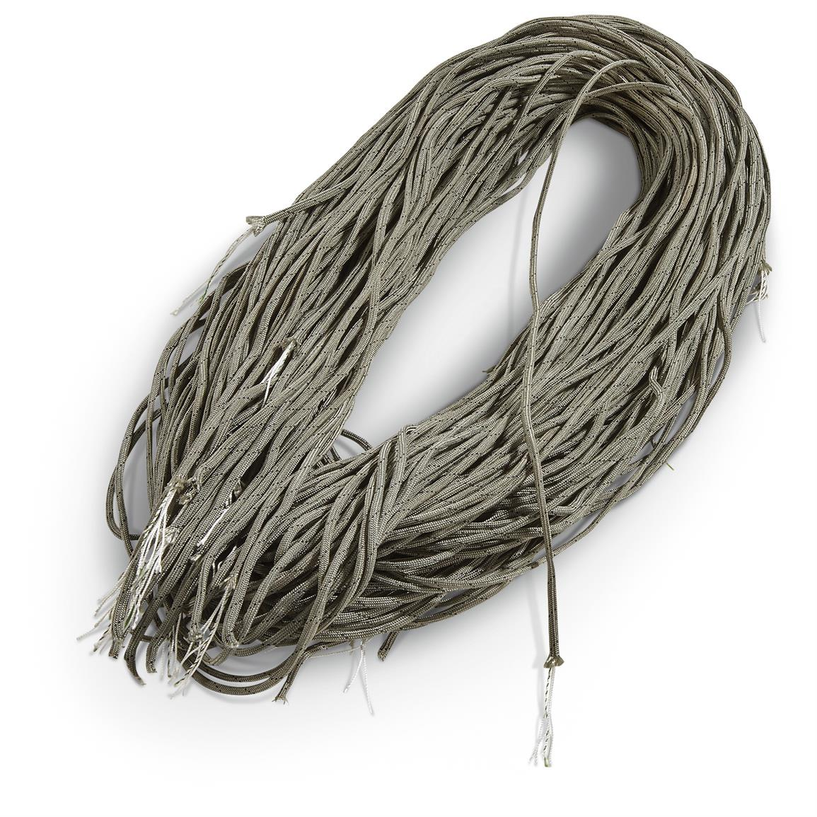 U.S. Military Issue 300' Cargo Cord, New