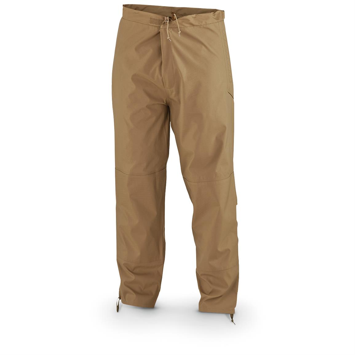 Voodoo Tactical ECW Waterproof Pants, Coyote Tan