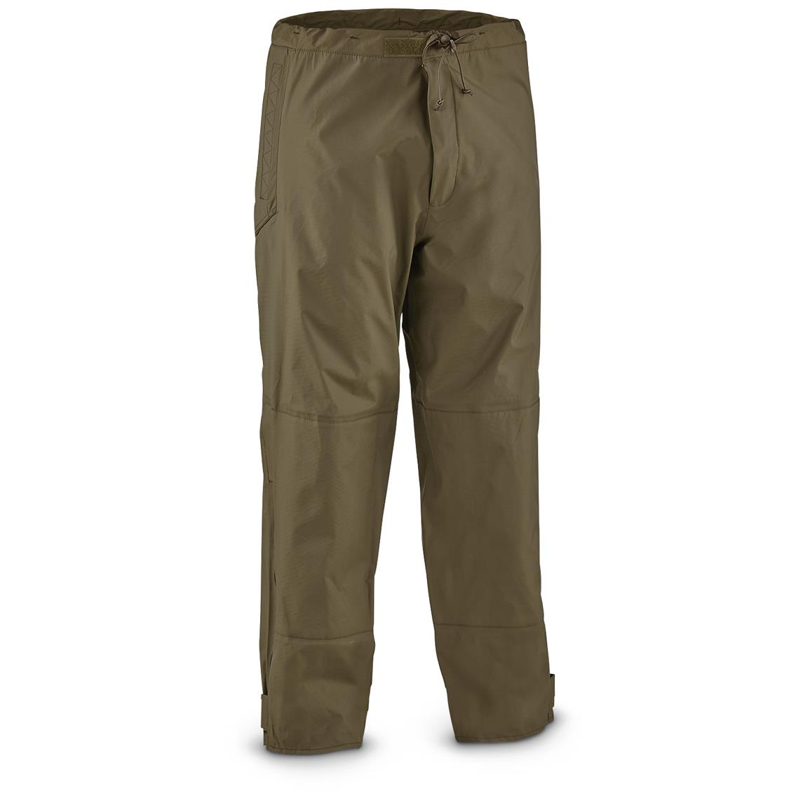 Voodoo Tactical ECW Waterproof Pants, Olive Drab