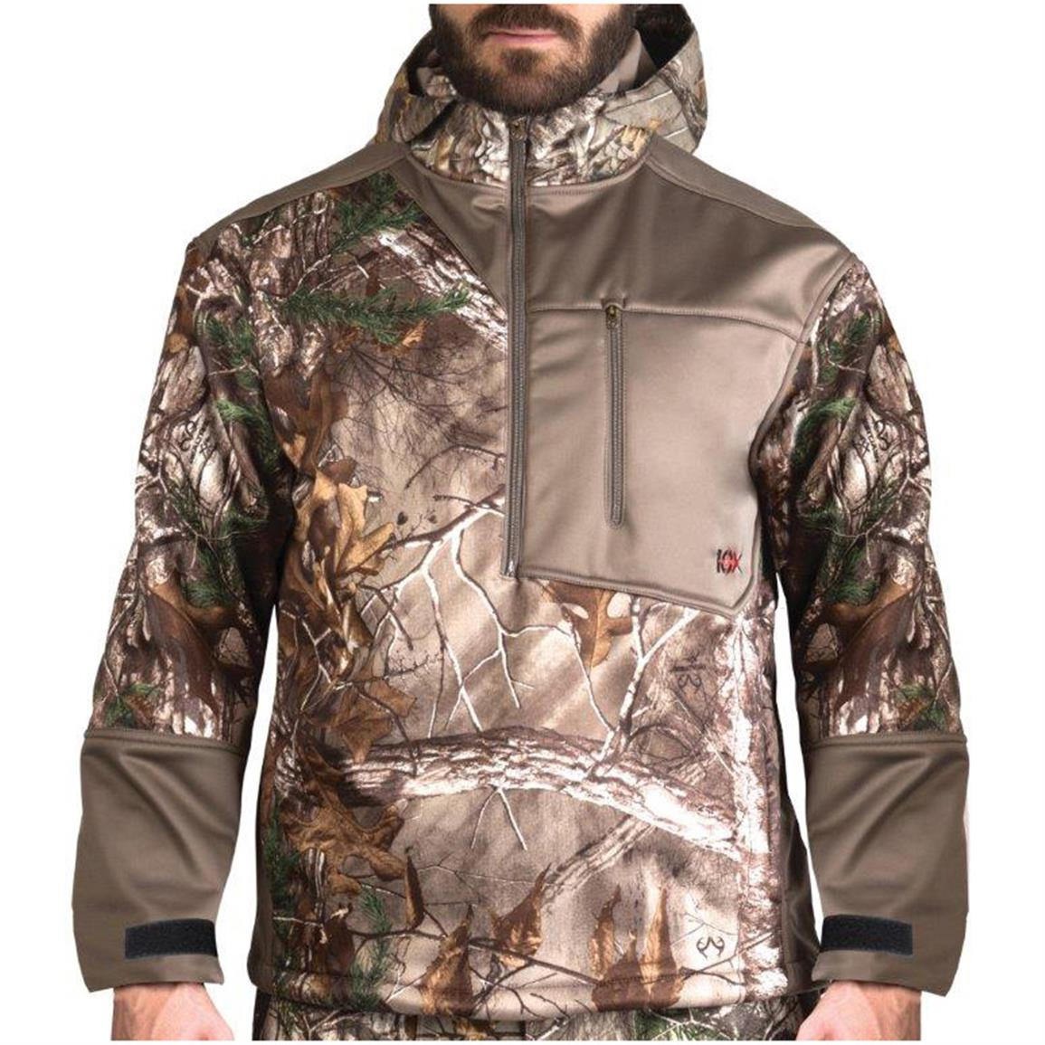 10X Men's Tech Hoodie, Mossy Oak Break-Up Country