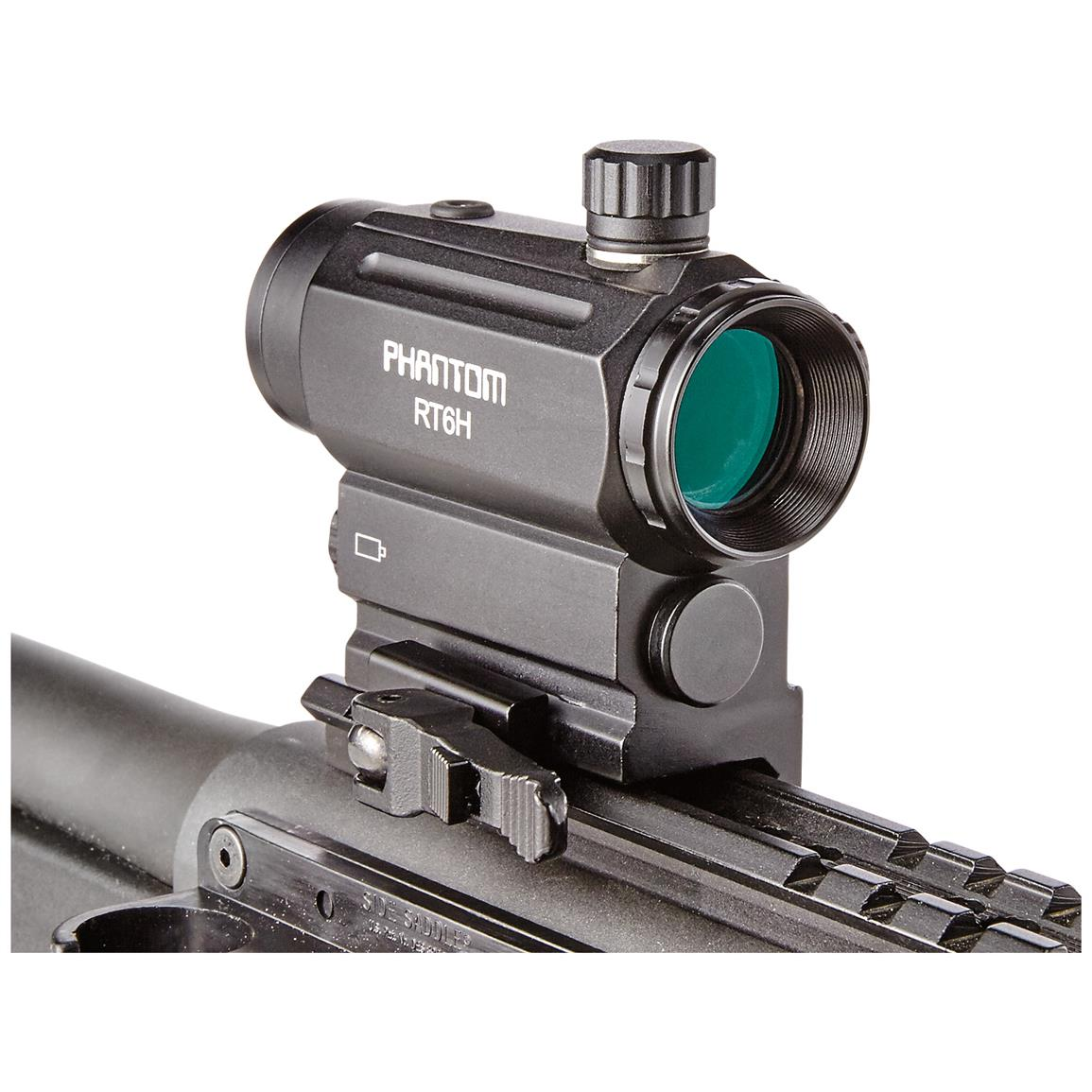 Hammers Tactical AR Red Dot Sight