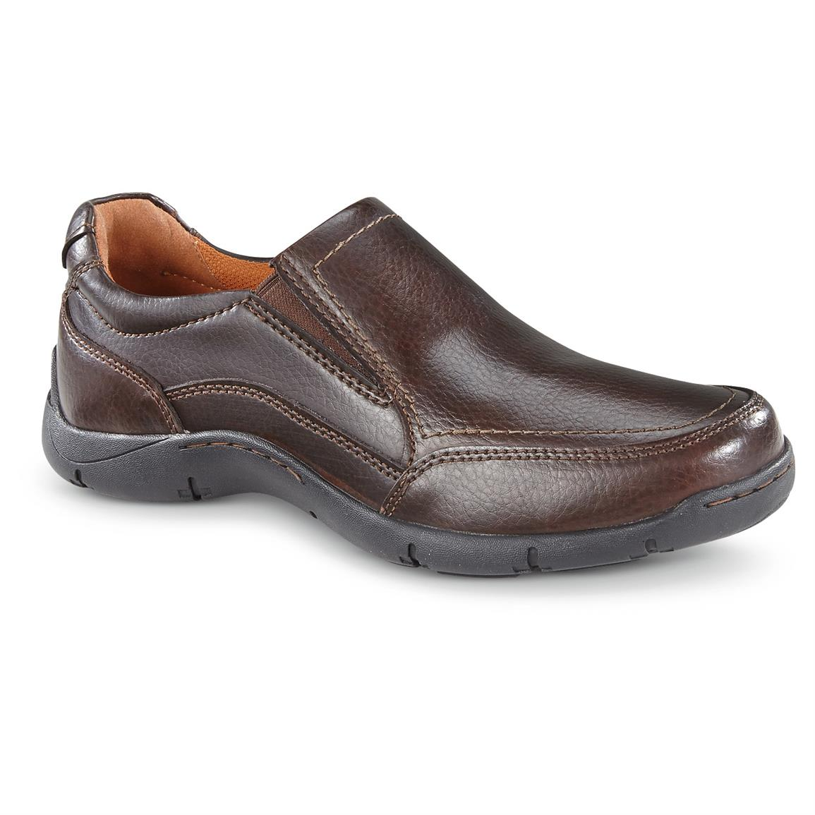 Streetcars Men's Daytona Slip-on Shoes, Brown