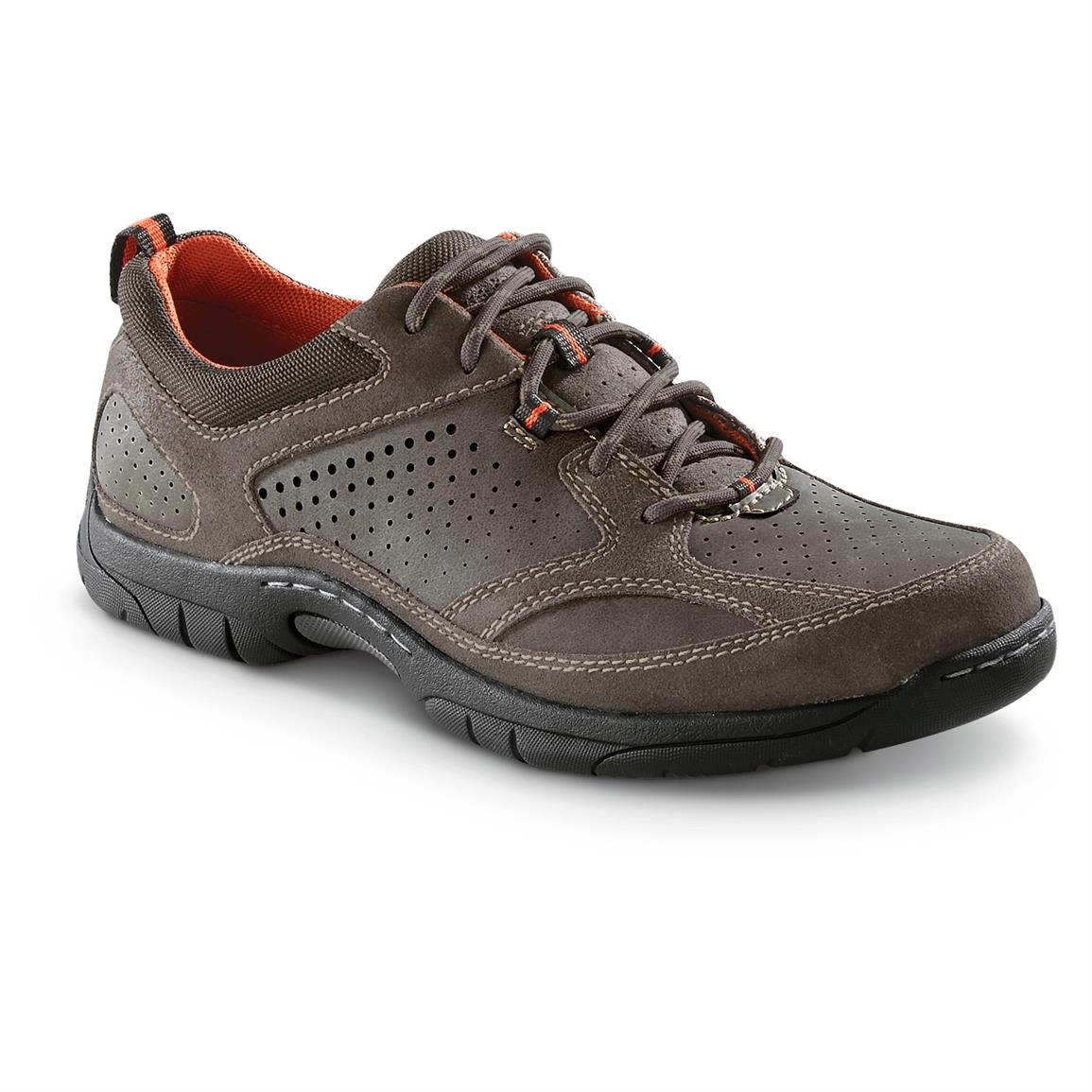 Streetcars Men's Lift Oxford Shoes, Gray
