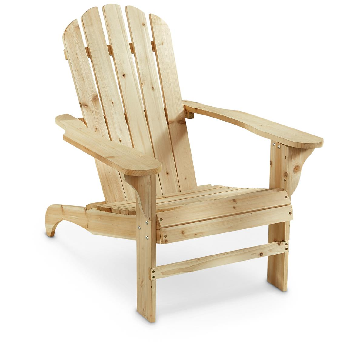 CASTLECREEK Adirondack Chair