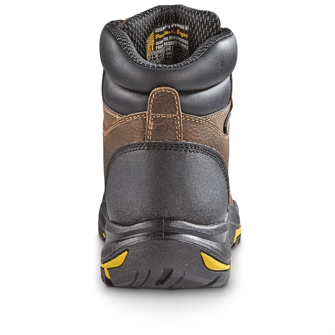 Million Step Comfort midsole resists breakdown and compression