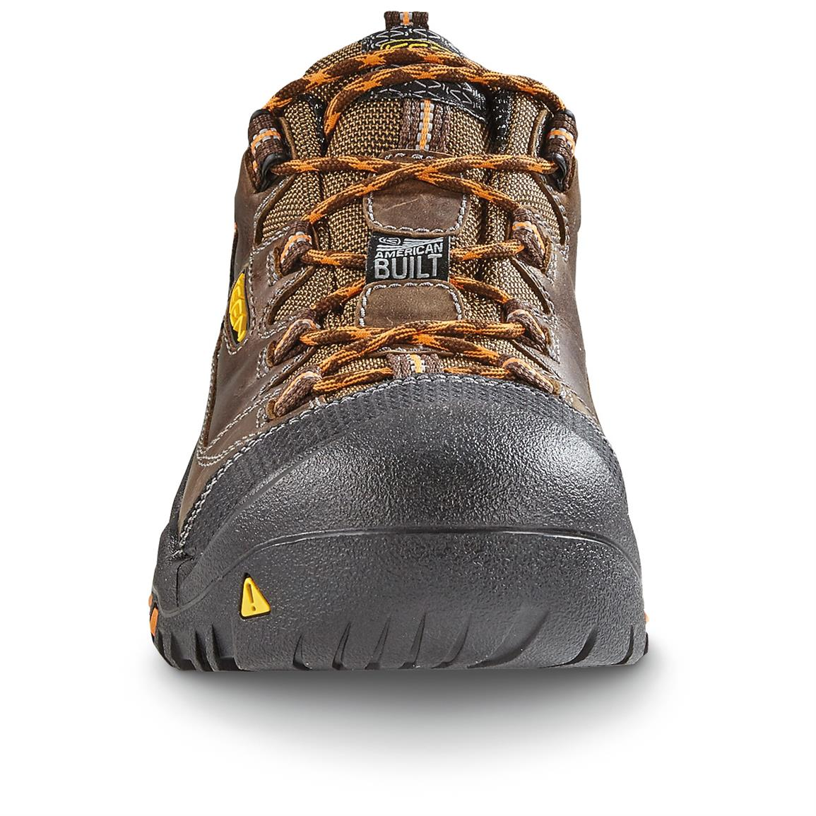 KEEN.dry waterproof, breathable membrane for sure-dry, no-sweat comfort