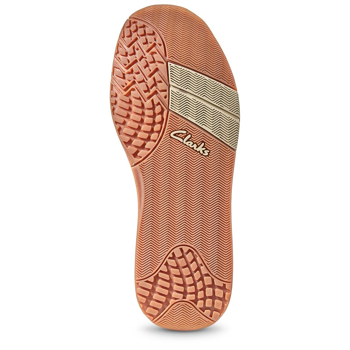 Durable rubber outsole keeps you steady with ground-gripping traction