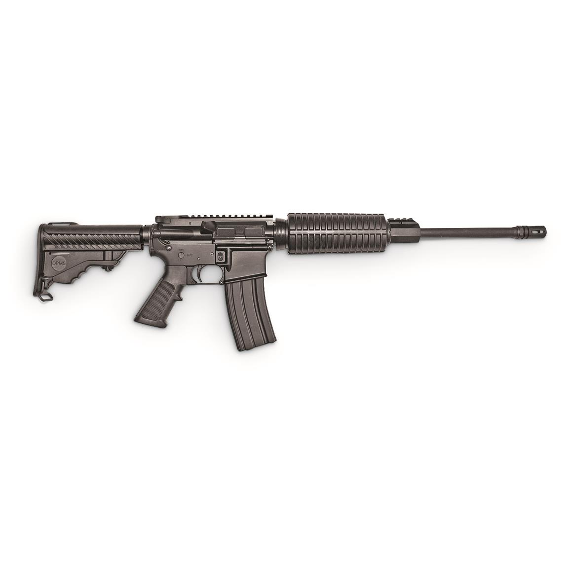 "DPMS Panther Oracle, Semi-Automatic, 5.56x45mm, 16"" Barrel, 30+1 Rounds"