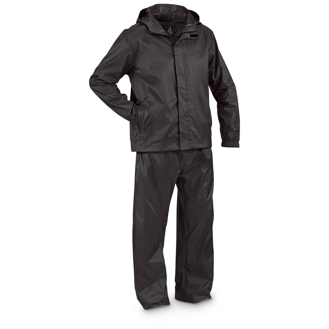 Waterproof, windproof and breathable
