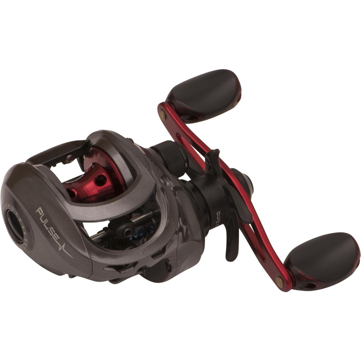 Quantum Pulse Baitcast Left Hand Reel