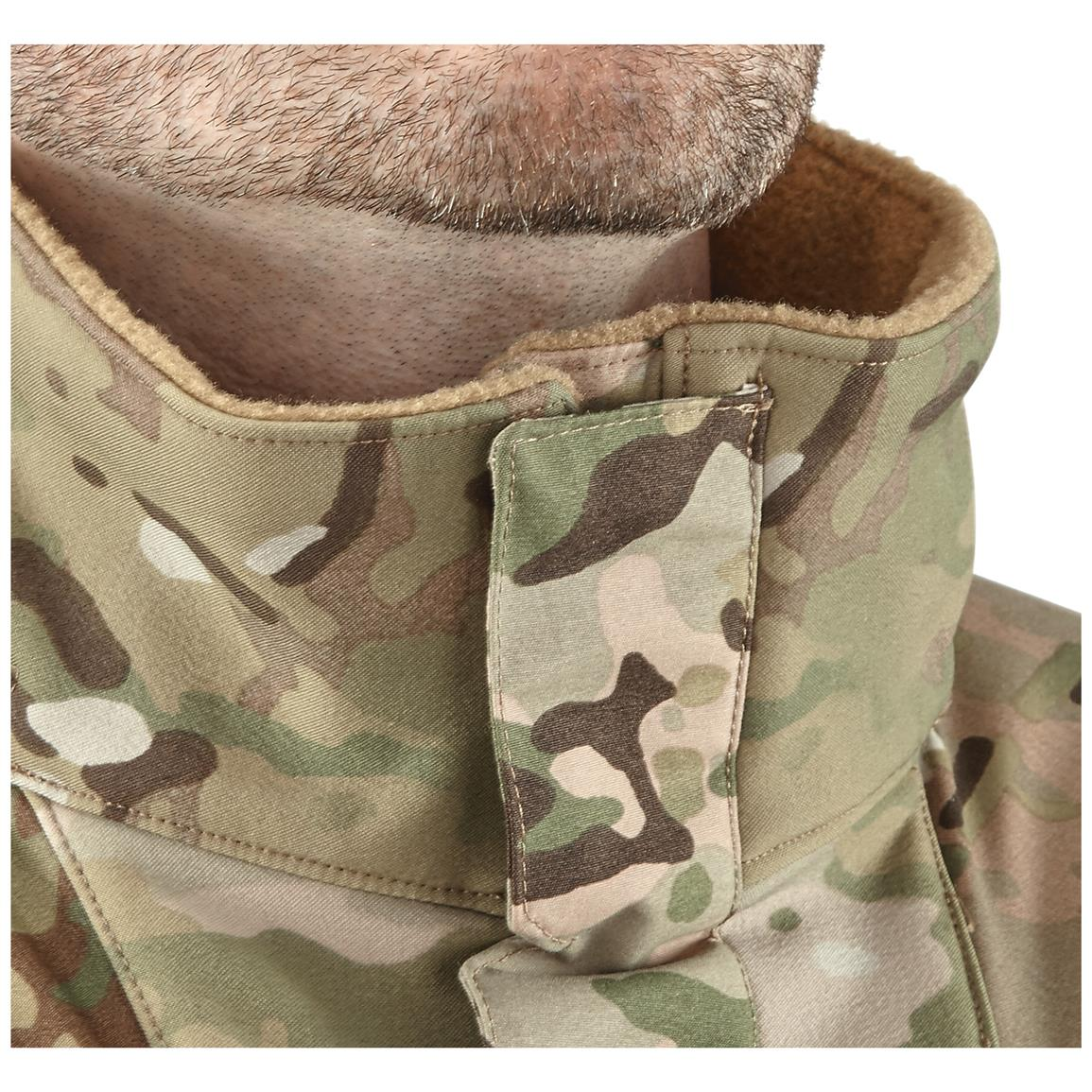 Ultra-durable 3-layer GORE-TEX military fabric