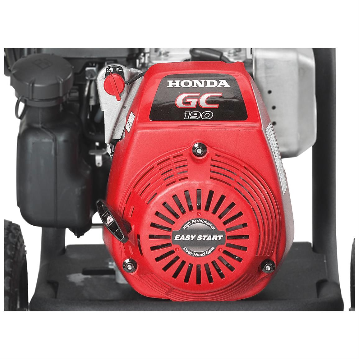Reliable Honda GC190 engine