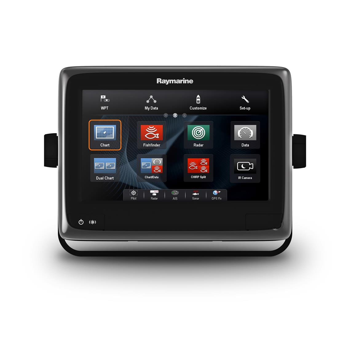 Raymarine A98 Fishfinder and GPS