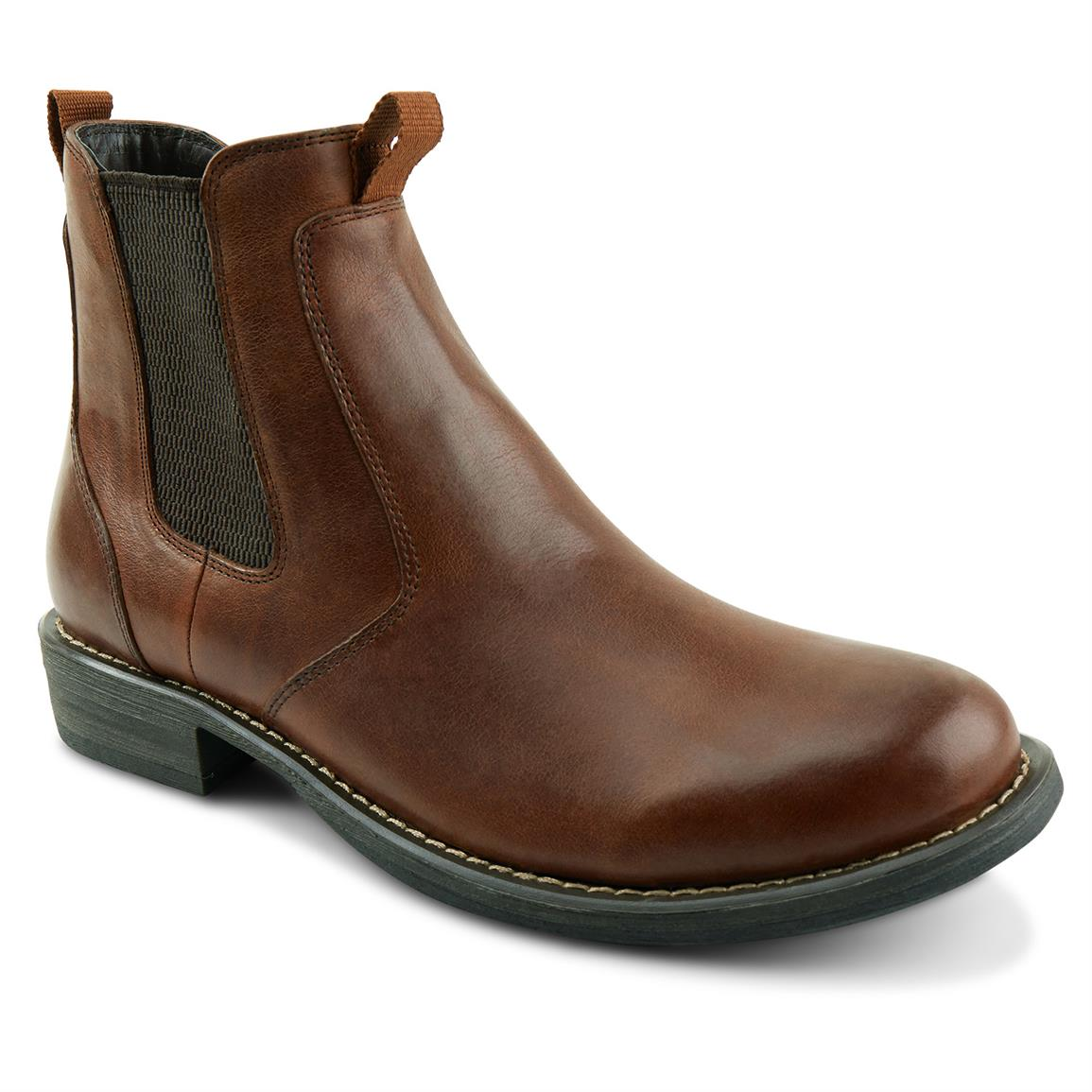 Eastland Daily Double Boots, Tan