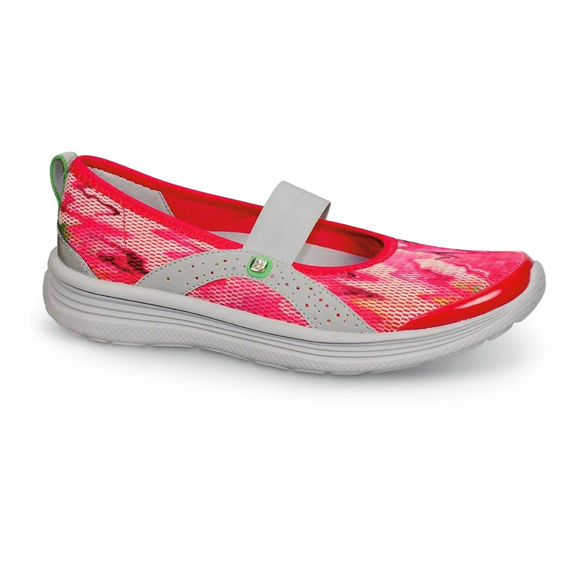 Bzees® Women's Wish Water Slip-On Shoes, Pink Impression