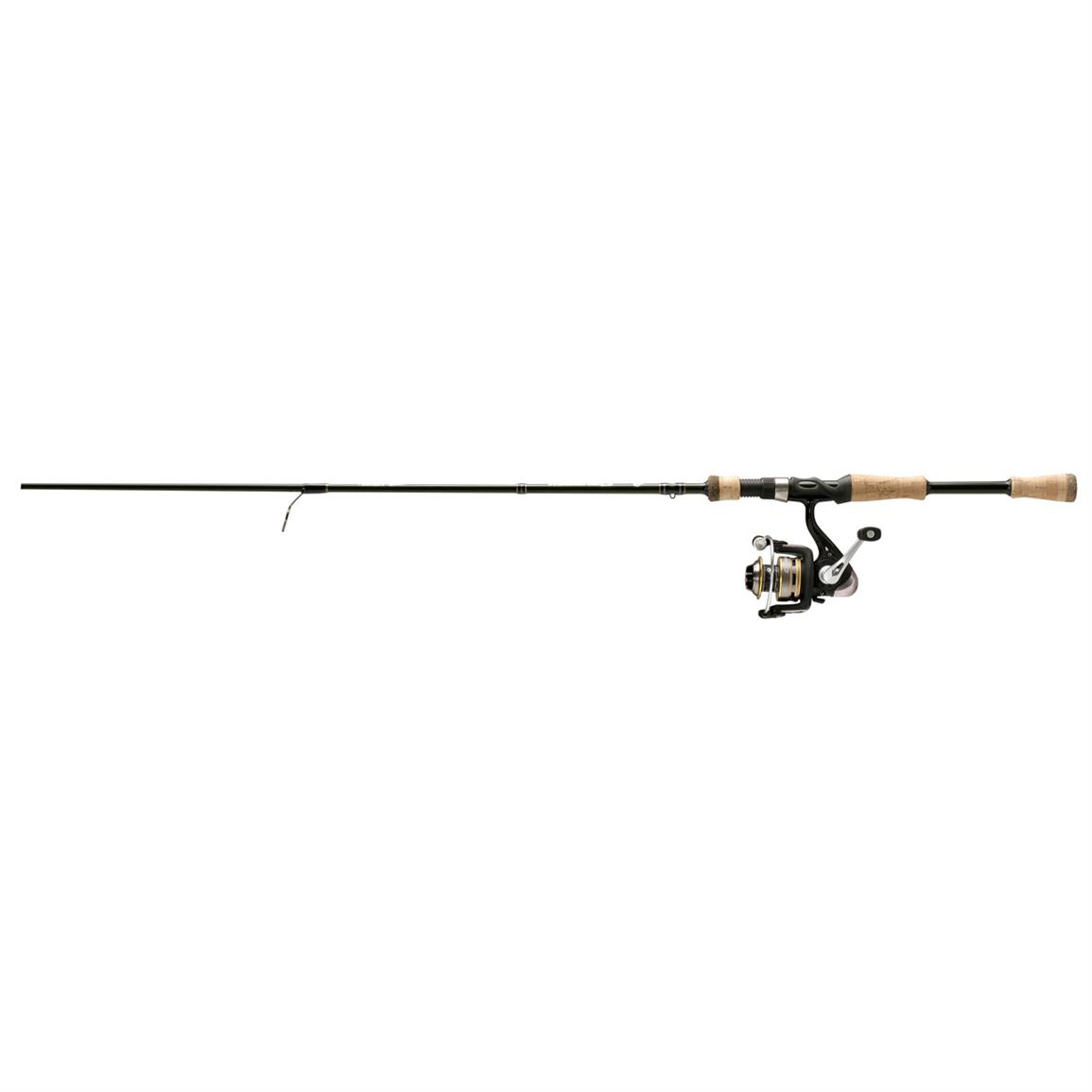 No. 8 Odyssey Spinning Combo