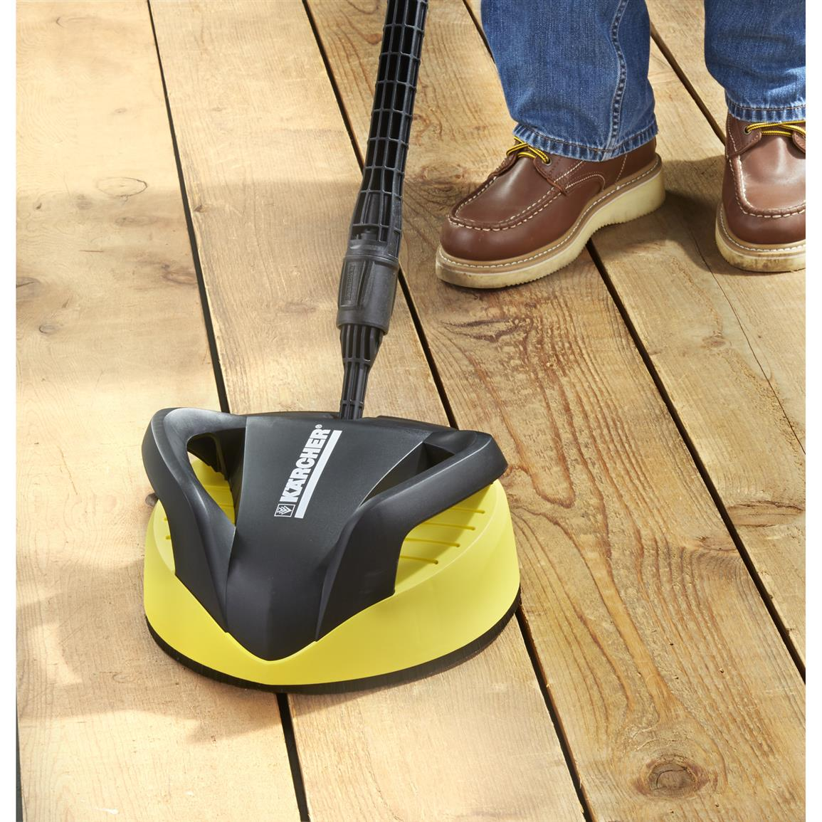 Karcher T250 Deck and Driveway Surface Cleaner