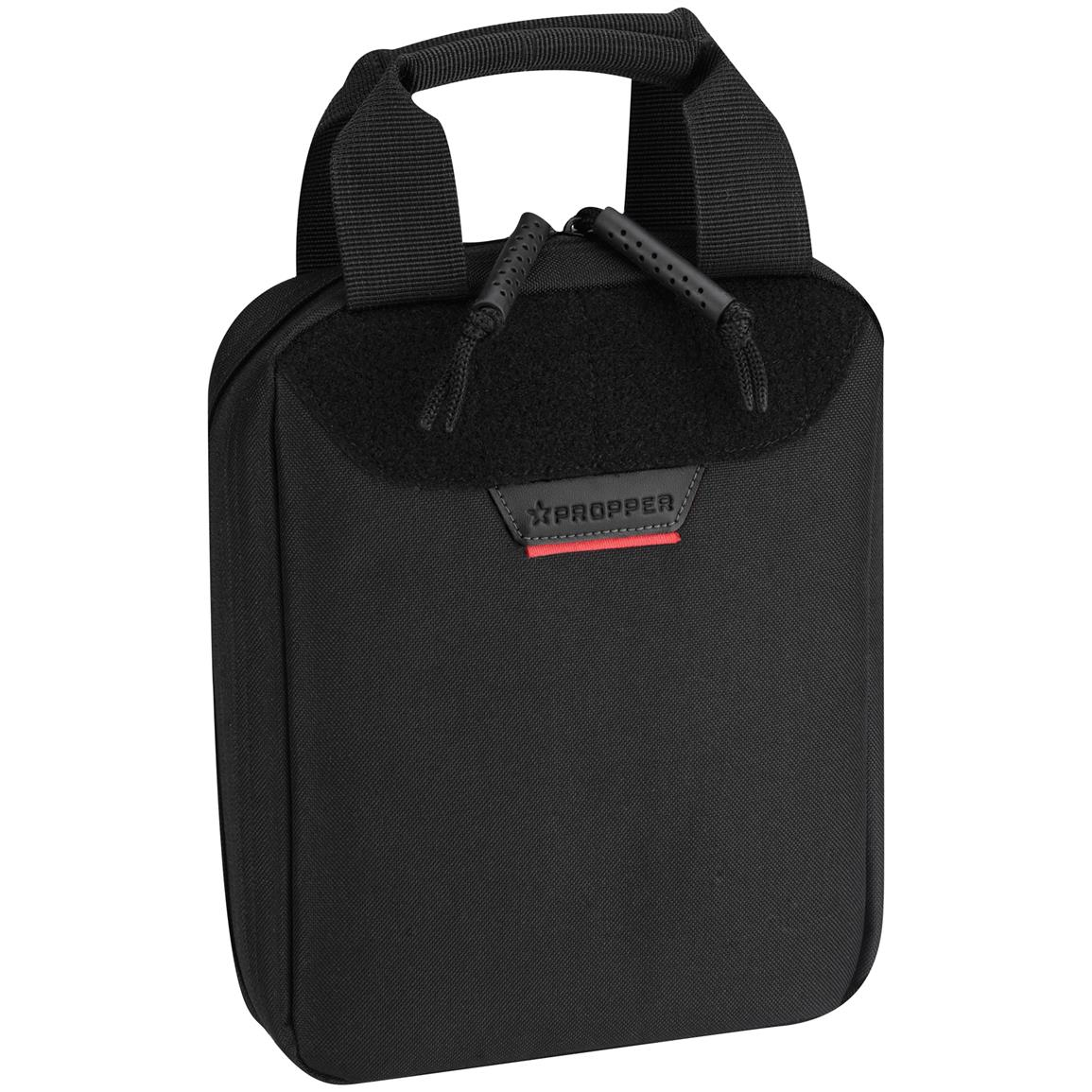 "Propper 9"" x 8"" Daily Carry Organizer, Black"