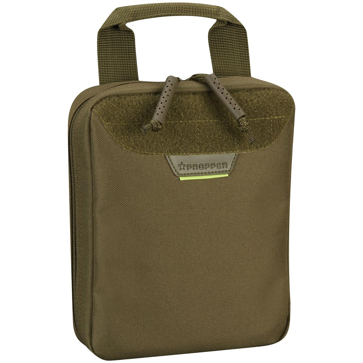 "Propper 9"" x 8"" Daily Carry Organizer, Olive Drab"