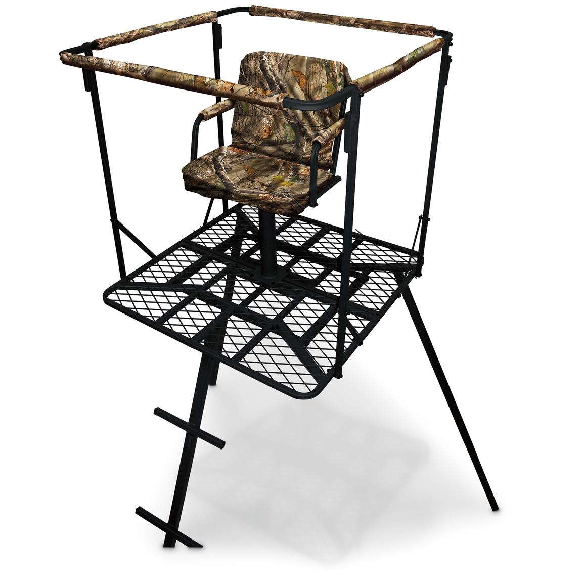 Sniper Outlaw 16' Tripod Swivel Deer Stand