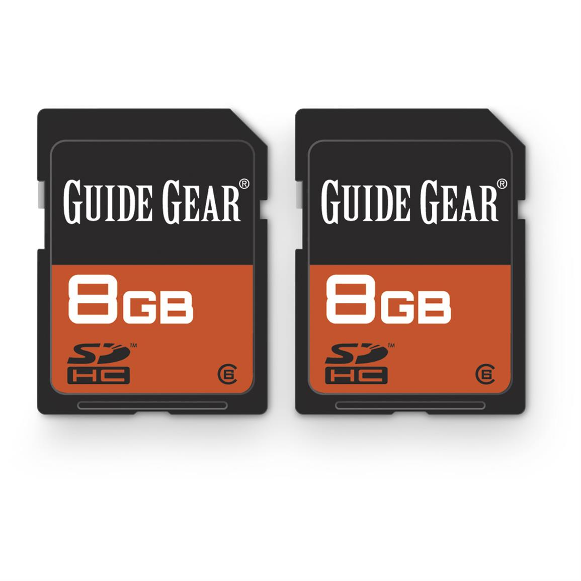 Guide Gear 8GB SD Memory Cards, 2 Pack