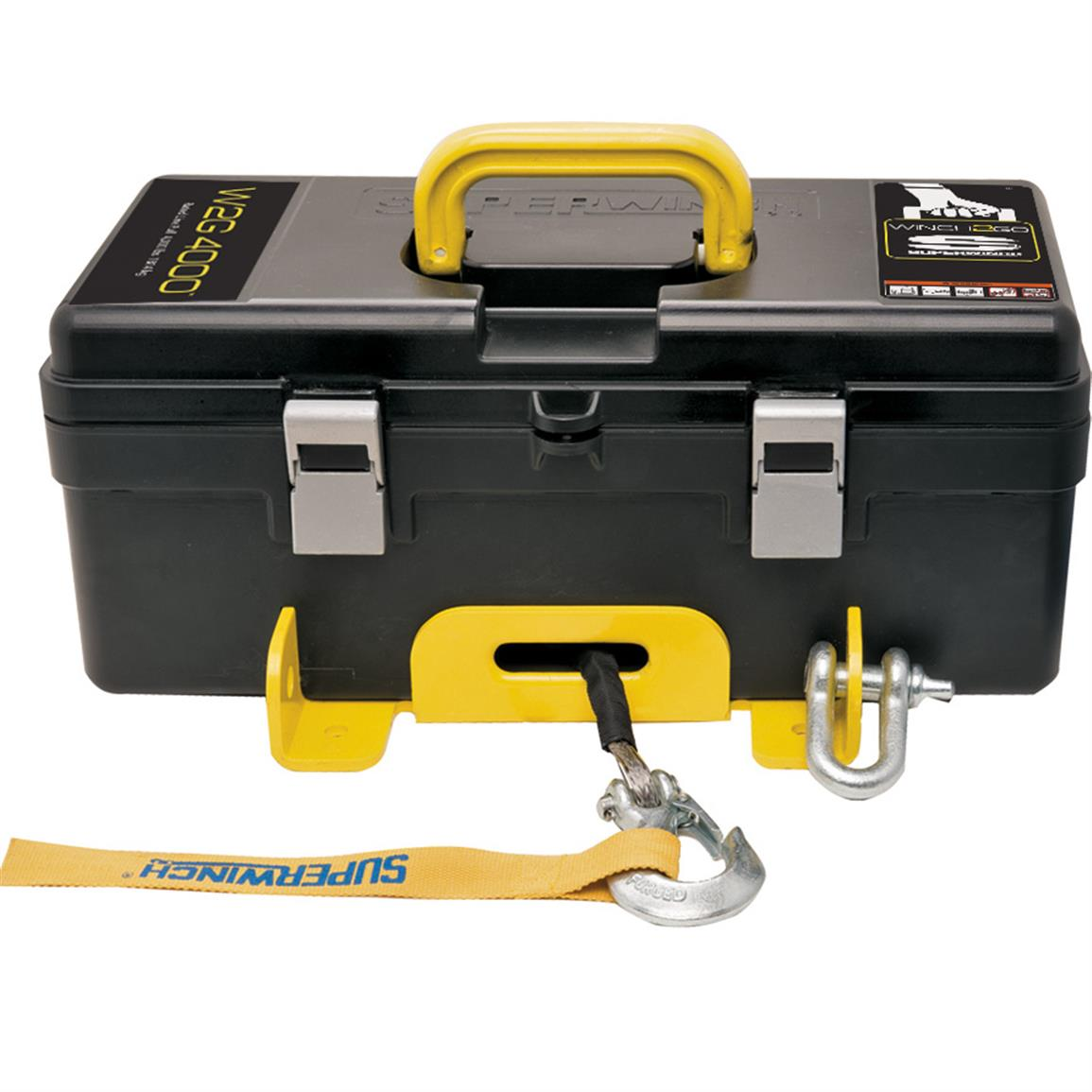 Superwinch Winch2GO 4000SR