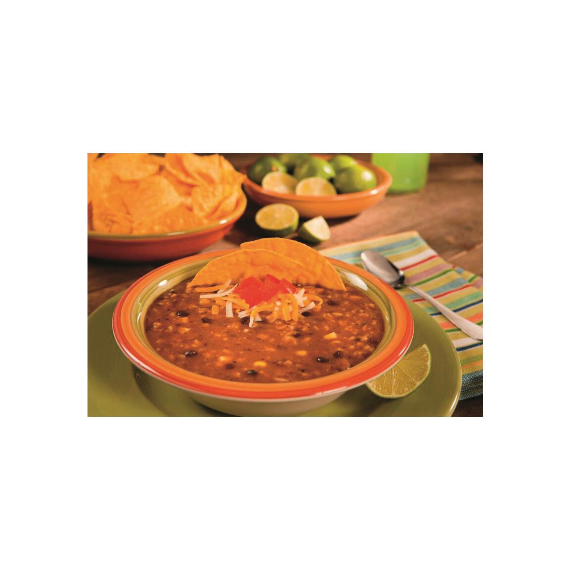 Hearty Tortilla soup