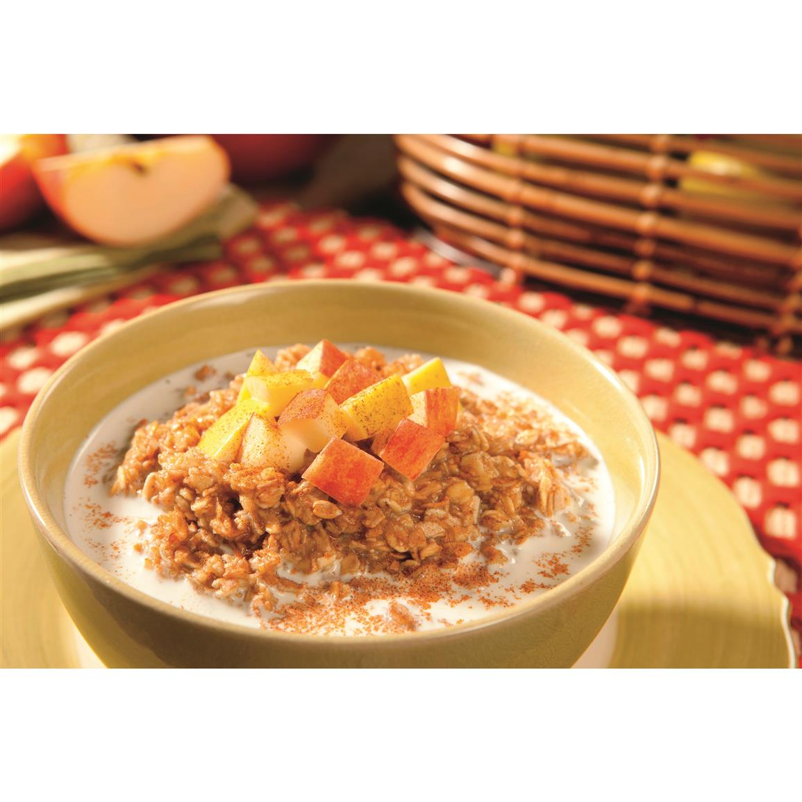 Apple cinnamon cereal