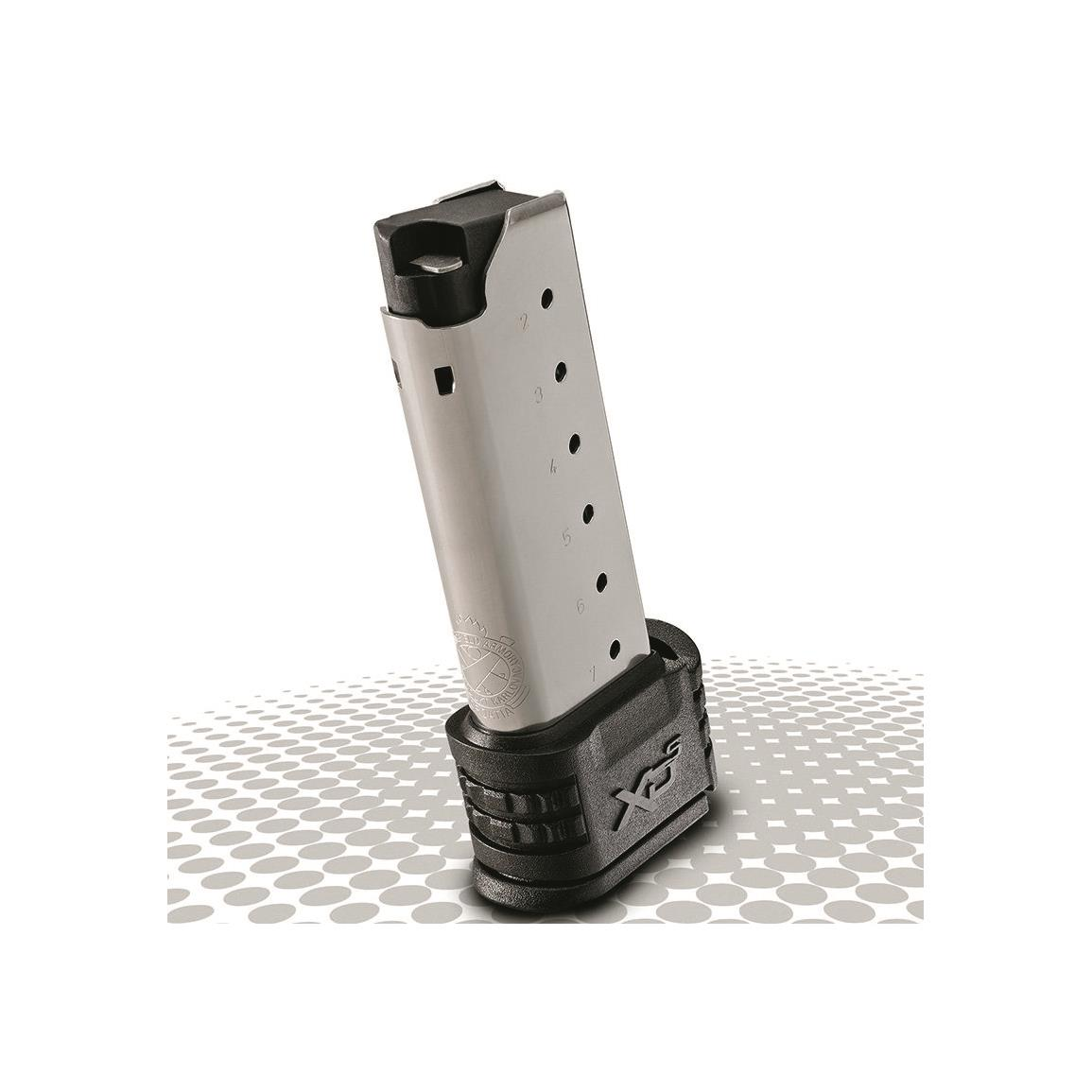 Springfield XD-S .45 ACP 7 Round Extended Magazine