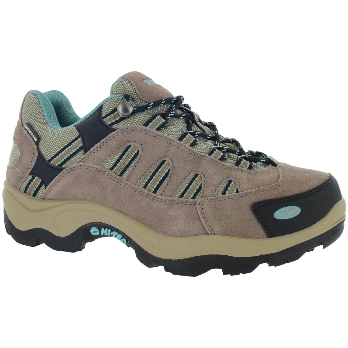 Hi-Tec Bandera Women's Low Hiking Boots, Waterproof, Taupe / Dust