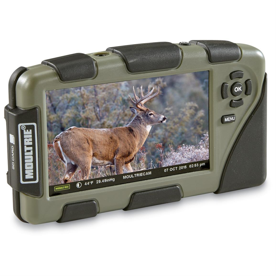 Moultrie Photo and Video Viewer