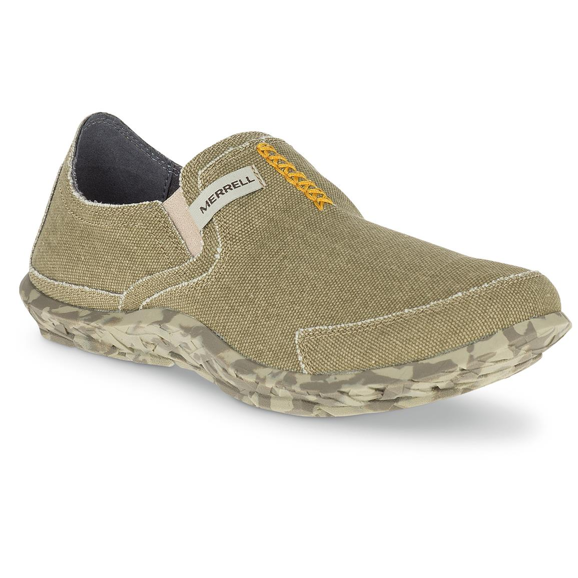 Merrell Men's Slipper Shoes, Sand