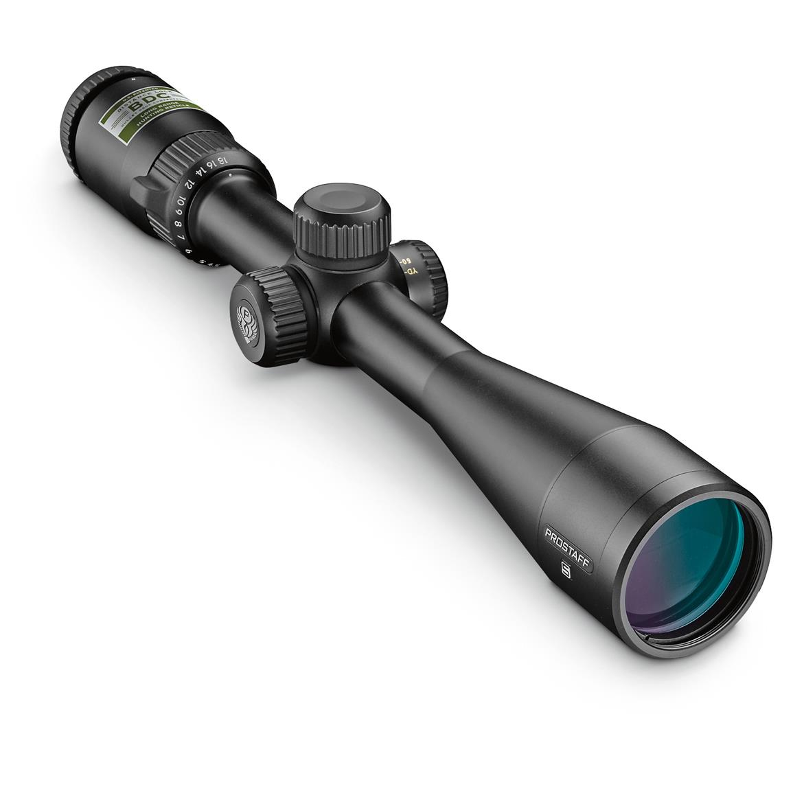 Nikon PROSTAFF 5 4.5-18x40mm Side Focus BDC Rifle Scope