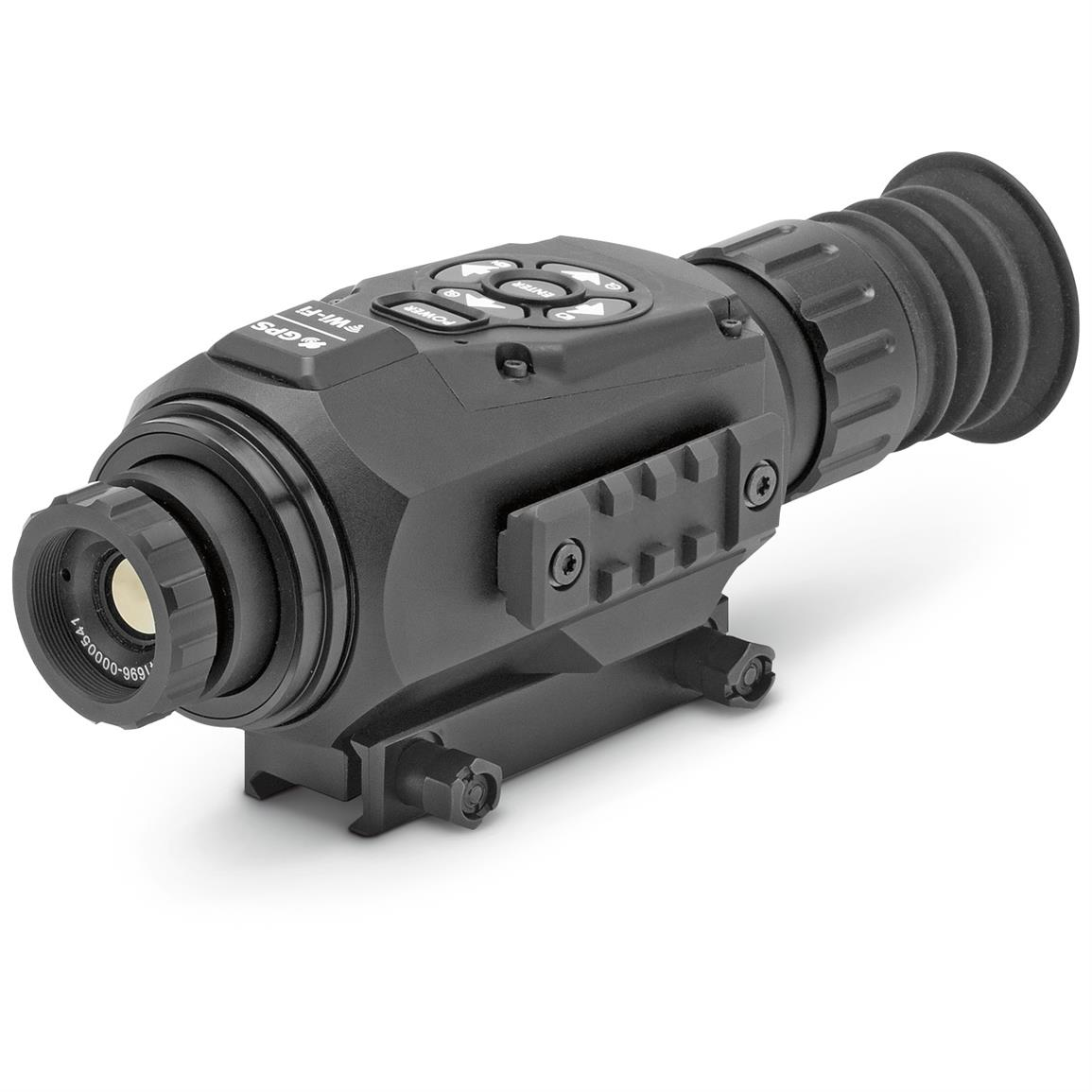 ATN Thor-HD 1.25-5x Thermal Rifle Scope