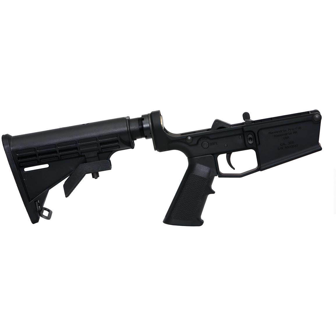 Alex Pro Firearms AR-10 .308 Winchester Complete Lower