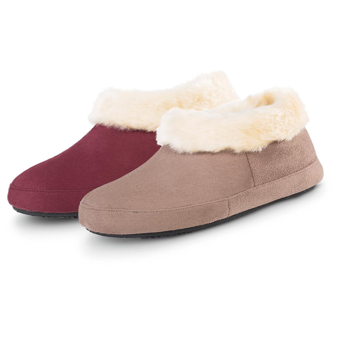 Woodlands Women's Erica Low Bootie Slippers