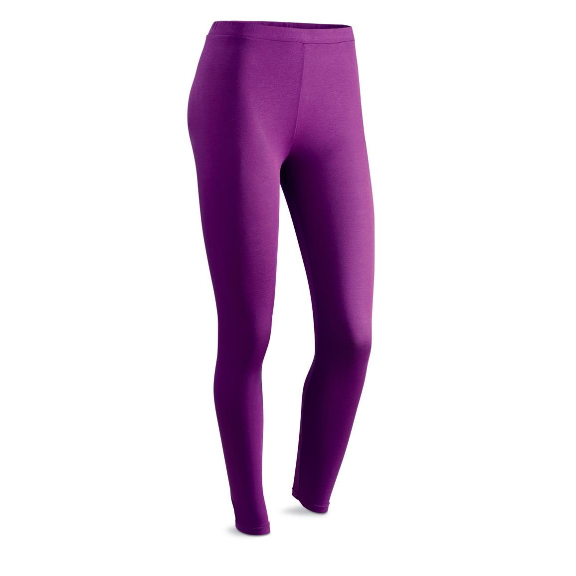 Weatherproof 32 Degrees HEAT Women's Base Layer Bottoms, Fig