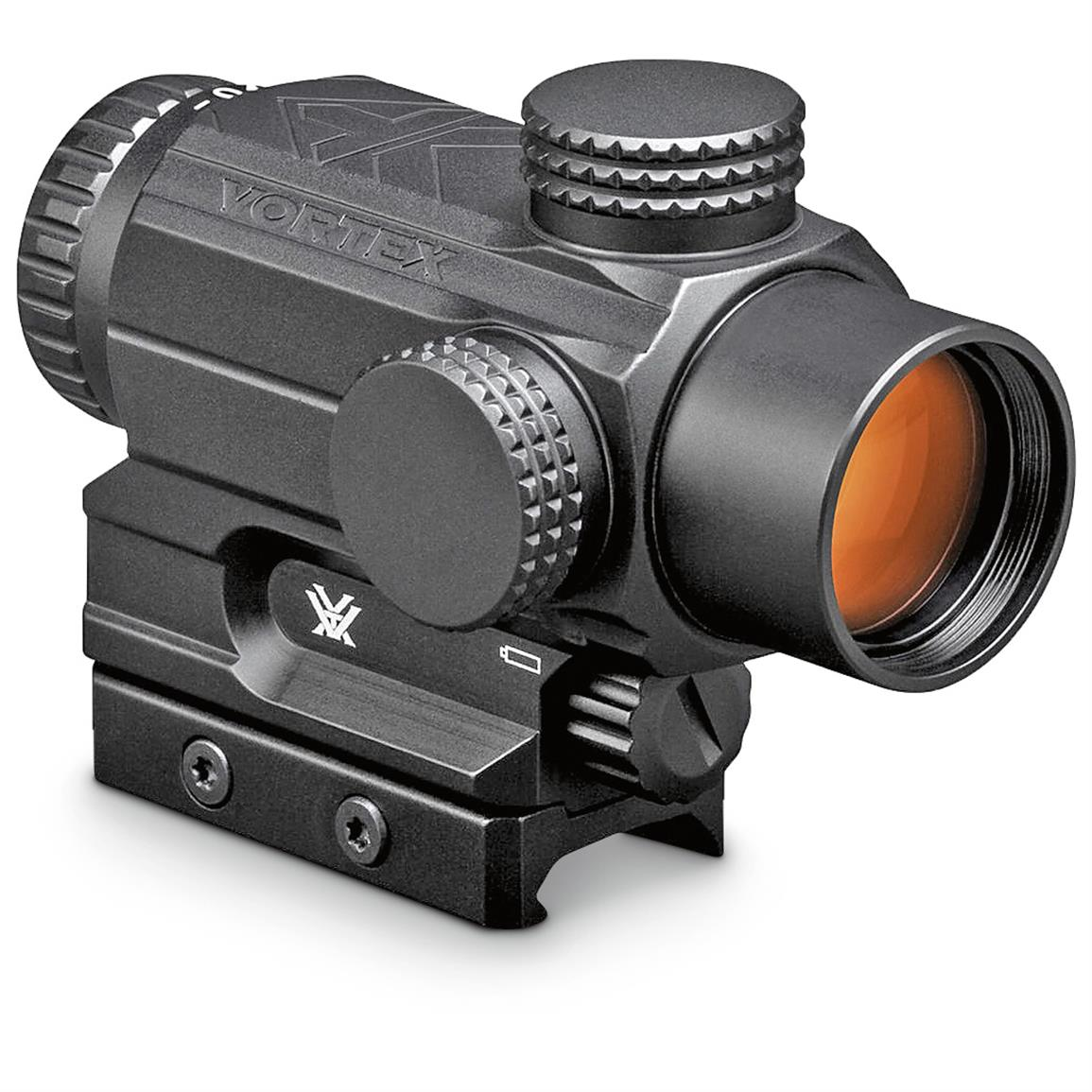 Vortex Spitfire Prism 1X Rifle Scope