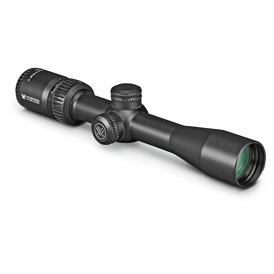 Vortex Crossfire II 2-7x32mm Scout Rifle Scope