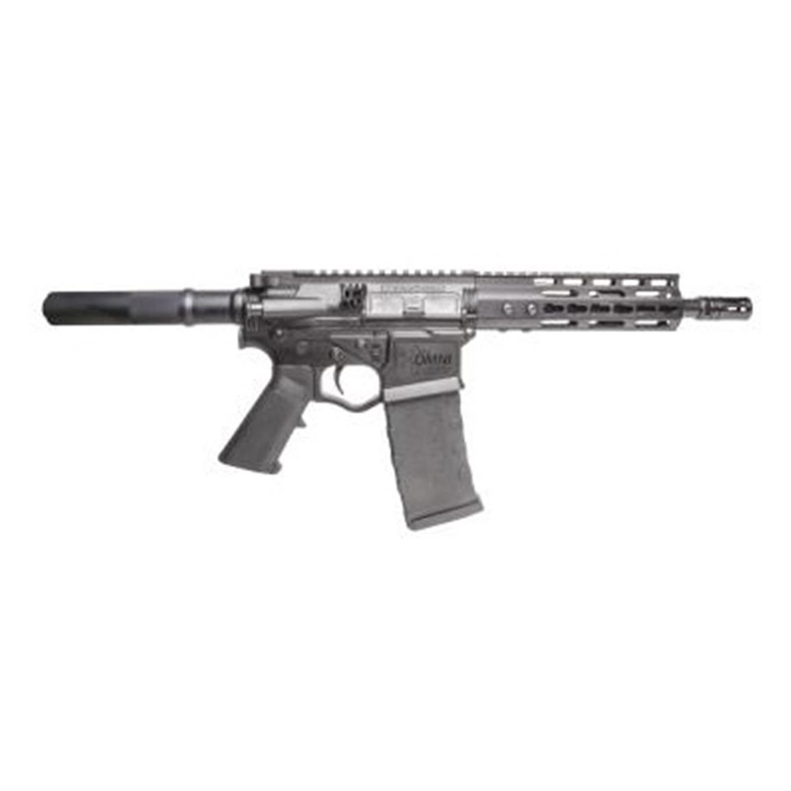 "ATI Omni Hybrid Maxx Pistol, Semi-Automatic, .300 AAC Blackout, 8.5"" Barrel, 30+1 Rounds"