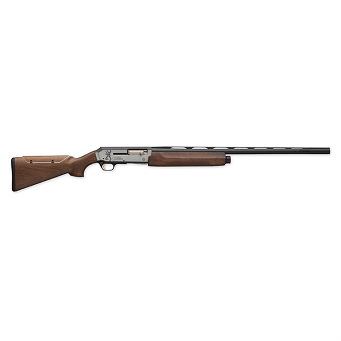Browning Silver Sporting Micro Adjustable, Semi-automatic, 12 Gauge, 011404428, 023614401018
