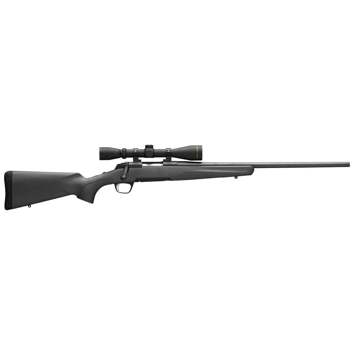 Browning X-Bolt Leupold Combo, Bolt Action, .300 WSM, Leupold VX-1 Scope, 3+1 Rounds