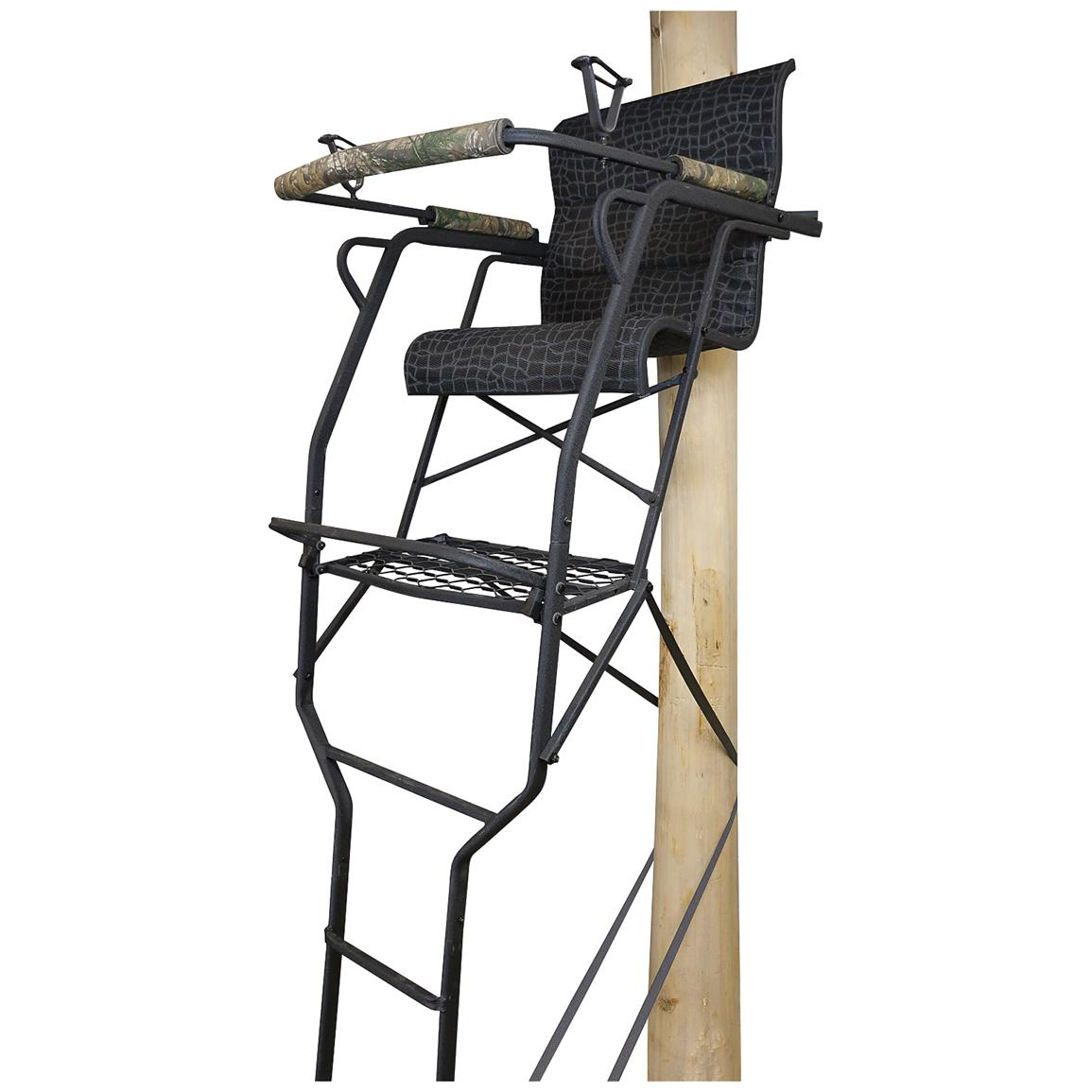 Hawk Big Denali 1.5 Man Ladder Tree Stand