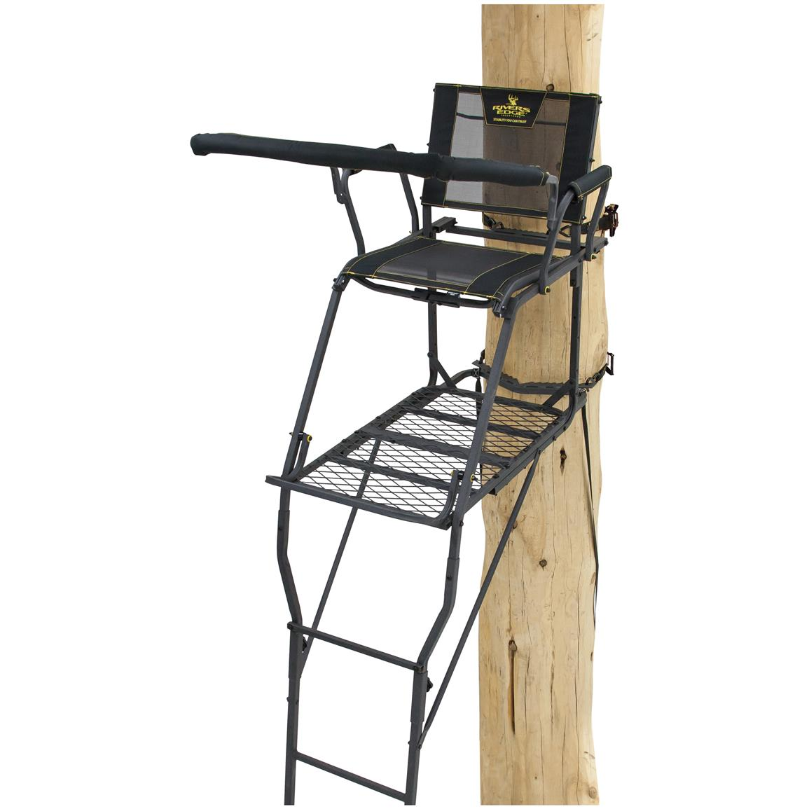 Rivers Edge Syct 17' Ladder Tree Stand
