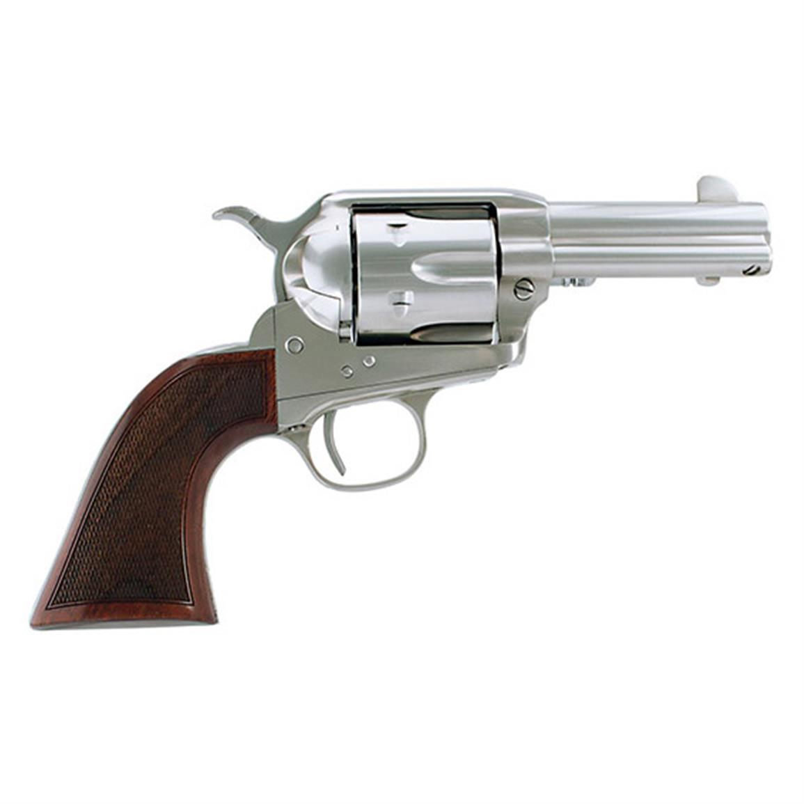 "Cimarron Firearms Co. Uberti Thunderstorm, Revolver, .45 Colt, 3.5"" Stainless Barrel, 6 Rounds"