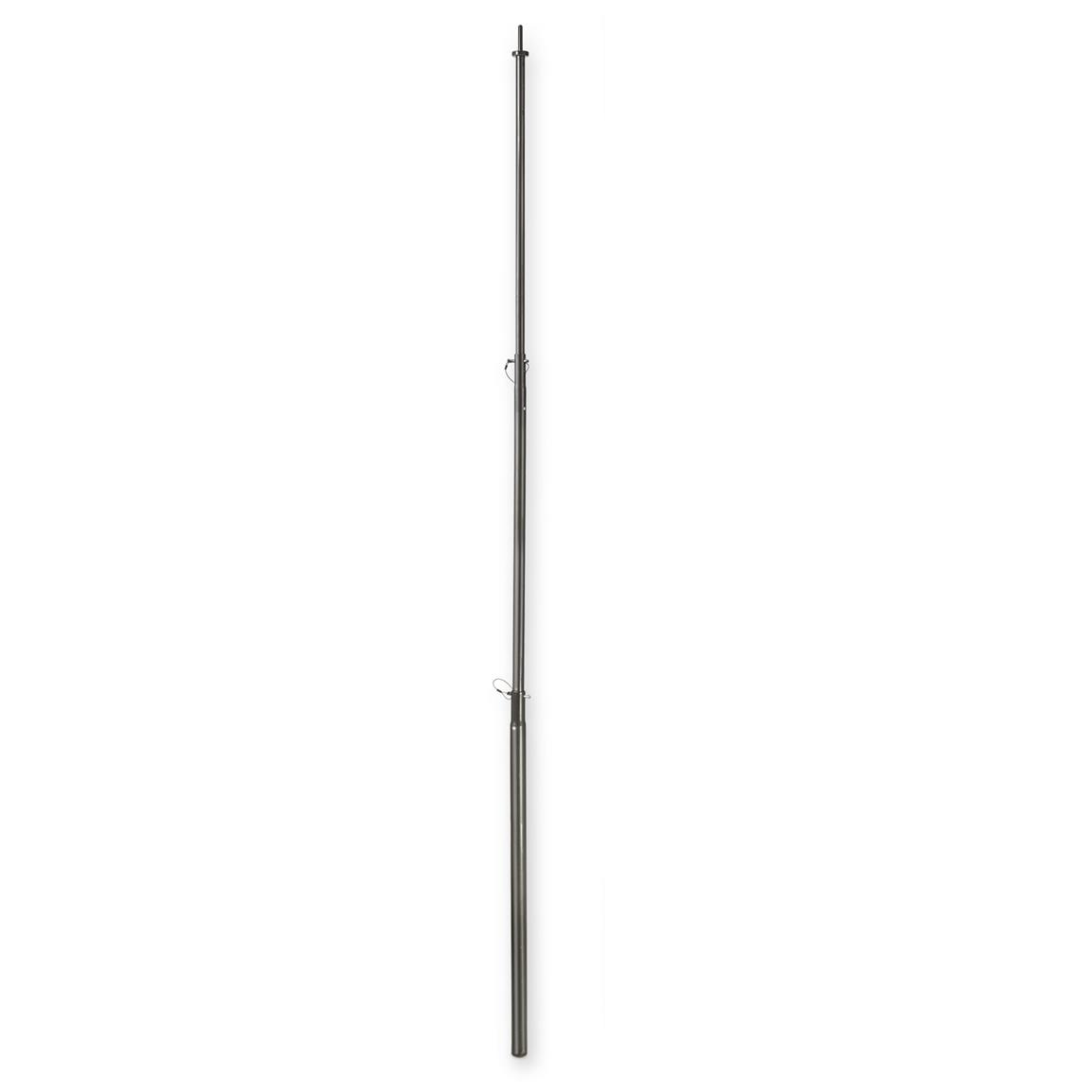 U.S. Military Surplus Telescopic Tent Pole New · Telescopes from 38 inches out to 7 feet tall  sc 1 st  Sportsmanu0027s Guide & U.S. Military Surplus Telescopic Tent Pole New - 667706 Tents ...