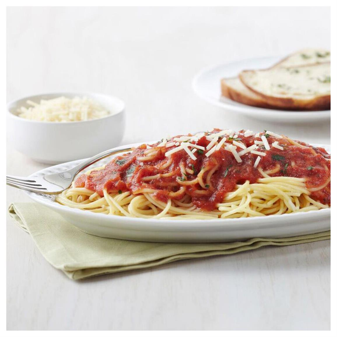 1 can Ready Cuisine Spaghetti Marinara with Freeze Dried Beef (20 servings per can)